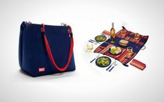THAT THING  Convertible Picnic Bag by BUILT - featured in  EBONY. c87e52c54e