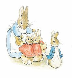 Peter Rabbit by Beatrice Potter
