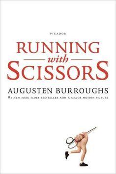 Running with Scissors: A Memoir by Augusten Burroughs http://www.amazon.com/dp/B002BWQ5LI/ref=cm_sw_r_pi_dp_6jr2tb0JFP3KB0QJ