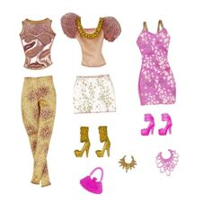 Discover the best selection of Barbie items at the official Barbie website. Shop for the latest Barbie toys, dolls, playsets, accessories and more today! Barbie 1990, Barbie Sets, Mattel Barbie, Barbie Paper Dolls, Doll Clothes Barbie, Barbie Stuff, Fashion Dolls, Fashion Dresses, Barbie Fashionista Dolls