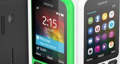 The Nokia 215, launched by Microsoft, is the world's cheapest smartphone. However, it won't be released around the world.