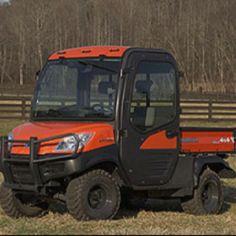 Kubota RTV 1100- Farm Workhorse