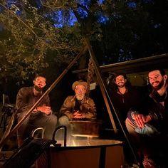 Heavy Duty Tripod Campfire Stand, over a wood fire, incls chain & hook system, easily supports 50 lbs weight Barn Door Handles, Door Pull Handles, Door Pulls, Tack Box, Open Fire Cooking, Barn Stalls, Portable Bbq, Building A Barn Door, Art