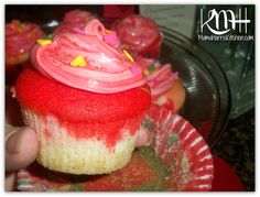 Tie-Dye cupcakes and frosting!