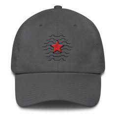 8ec0b78a1a0 Winter Soldier Dad Hat