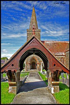 Christ Church, Ballyculter, County Down.