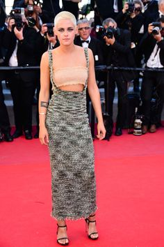 Nicole Kidman's Stylist Julia von Boehm on the Actress's Calvin Klein by Appointment Cannes Red Carpet Dress