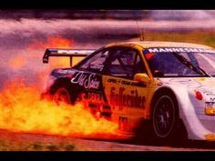 DTM 1995 - SPEED-Song ! Opel Calibra, Alfa Romeo 155 V6, Mercedes C-Klasse