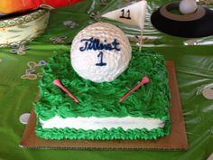 Golf cake!!