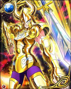 Los新カード追加 の画像 モバゲープレイ日記/聖闘士星矢ギャラクシーカードバトル    Shura