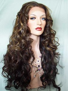 Soultress Synthetic Lace Front Wig - PL Beyonce