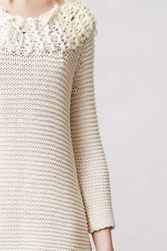 Palotte Knit Sweater - anthropologie.com