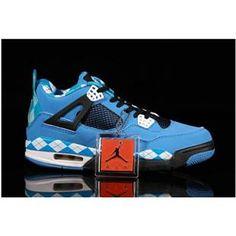 best service 1d99c d389d Buy France 2014 New Nike Air Jordan Iv 4 Retro Mens Shoes Free Blue from  Reliable France 2014 New Nike Air Jordan Iv 4 Retro Mens Shoes Free Blue  suppliers.