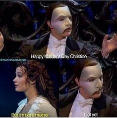Wait till LND, Christine. THEN you'll understand Music Sing, Music Tv, Theatre Nerds, Musical Theatre, Fantom Of The Opera, Love Never Dies Musical, Opera Ghost, Ramin Karimloo, Rocky Horror Picture