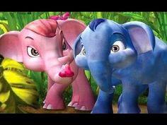 El Elefante Azul (Español) - YouTube