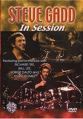 Steve Gadd: In Session (DVD)