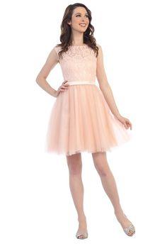 Cindy Collection > Bridesmaid > #1432 − LAShowroom.com