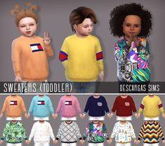 Toddler Cc Sims 4, Sims 4 Toddler Clothes, Sims 4 Cc Kids Clothing, Sims 4 Teen, Sims 4 Mods Clothes, Sims Cc, Toddler Outfits, Kids Outfits, Girl Toddler