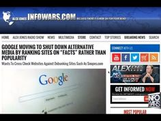 OBAMAS NET NEUTRALITY ALREADY AT WORK!!!!!!!!!!!!! #NOMOREFREEDOM Google wants to rank Internet sites based on facts, not rankings. Google looks to CENSOR alternative sites!
