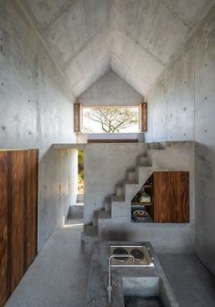 Une incroyable tiny house inspirée par le wabi-sabi - PLANETE DECO a homes world