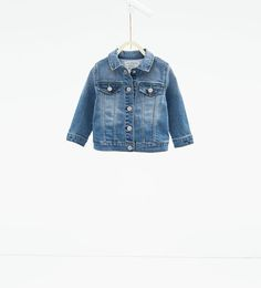 Denim jacket from Zara