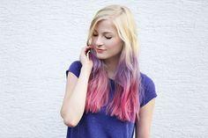 1000 bilder zu colorful hair auf pinterest gef rbte haare rosa haare und galaxie haar. Black Bedroom Furniture Sets. Home Design Ideas