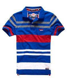 Featuring a comprehensive selection of colours and designs, our range of men's polo shirts has something for every style. Mens Jersey Shirts, Golf Shirts, Pullover Shirt, Sweater Shirt, Cool Shirts For Men, Boys Summer Outfits, Mens Flannel, Striped Polo Shirt, Casual Shirts