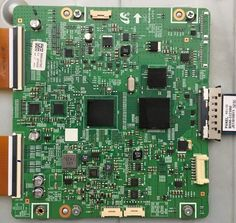 Active Components 2019 New Style Lcd T-con T370hw02 V0 Control Board 06a22-1b Auo 37 Inch Logic Board For Philips Working Good! Electronic Components & Supplies