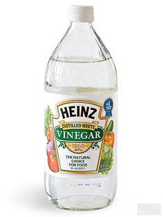 It's cheap, it's natural, and it's tough on bacteria, mildew, and dirt. Read on for some smart vinegar cleaning tips for every room in your home./