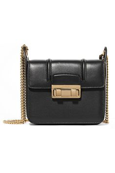 LANVIN Jiji Mini Leather Shoulder Bag.  lanvin  bags  shoulder bags  leather 4f6bd6fe3c8d9