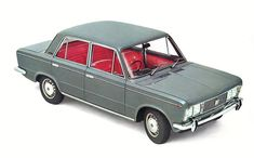 1968-73 Fiat 125/125S: Australia's First Twin-Cam Holden Rival - Shannons Club