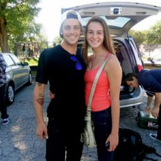 Me and Ryan Sheckler