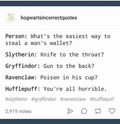 ONLY REPINNING FOR THE FREAKING SIX OF CROWS REFERENCE OH MY GOD (I didn't write the all caps message, but JaSoN ToDd thank you for saying something!)