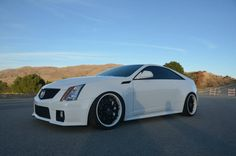 Hennessy V700 CTS-V coupe - not your father's Cadillac