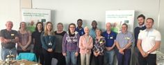 Volunteer get together at Manchester City Gallery