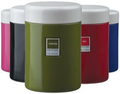 Pantone - I need these for my kitchen!