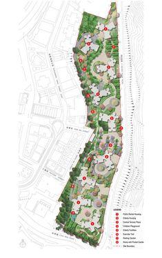 Top 100 Amazing Landscape Layout Ideas V.1 | Download CAD Blocks,Drawings,Details,3D,PSD Blocks
