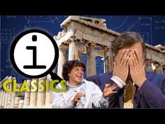 ▶ QI - They Say Of The Acropolis Where The Parthenon Is... - YouTube