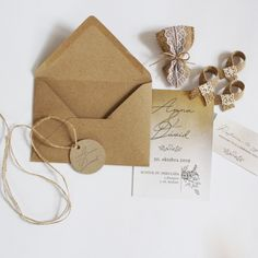 Place Cards, Wedding Invitations, Gift Wrapping, Place Card Holders, Detail, Gifts, Gift Wrapping Paper, Presents, Wrapping Gifts