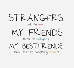 funny quotes with pictures | Funny Sayings about True Friends I - Funny Sayings and Quotes