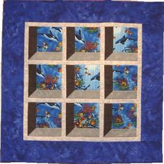 Three-Dimensional Quilt Patterns | Free attic window quilt pattern Quilt Pattern Requested