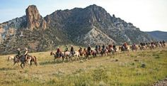 A re-creation of the Nez Perce race against the Calvary takes place every year in Montana - you can ride the trail if you have an Appaloosa Horse!  In 1877 a band of about 600 Nez Perce with about 3000 horses tried to flee the U.S. Army. It is a flight unlike any other in U.S. history. Women, elderly and children,  made a three-month, 1300-mile trek through rugged mountains and finally across the freezing stretches of Montana's northern prairie in an attempt to find a safe haven.