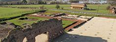 Wroxeter Roman City, Shropshire