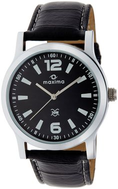 244b20807ac9 Get Maxima Analog Dial Men s Watch For Rs 499 Black E-20881L-INST