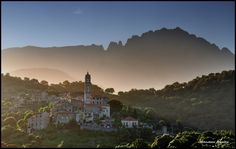 Corsica, France | Photograph Village in Corsica by Francesco Favalesi on 500px