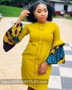 Elegant Ankara Style for this Festive Season - Fashion Ruk Ankara Slayers African American Fashion, African Fashion Ankara, African Inspired Fashion, Latest African Fashion Dresses, African Print Fashion, Africa Fashion, Dress Fashion, African Attire, African Wear