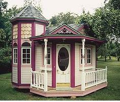 [Custom Playhouses' Victorian Ashlynn]