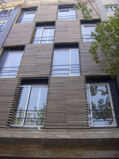 Dynamic facade - Arsh Design Group