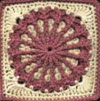 250 Square Crochet Patterns at AllCrafts.net