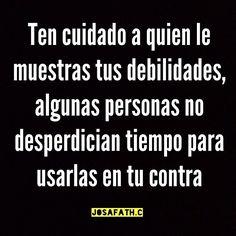 Personas, palabras, debilidades, español, vida♫° Teresa Restegui http://www.pinterest.com/teretegui/°♫